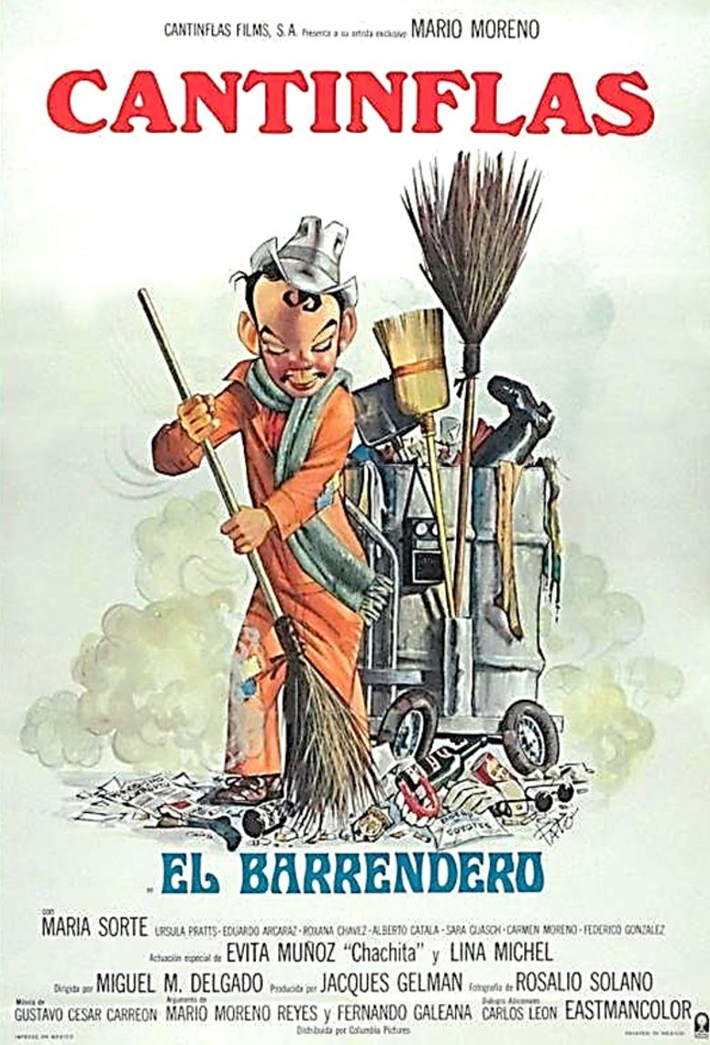 El barrendero Poster