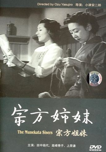 The Munekata Sisters Poster
