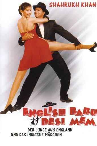 English Babu Desi Mem Poster