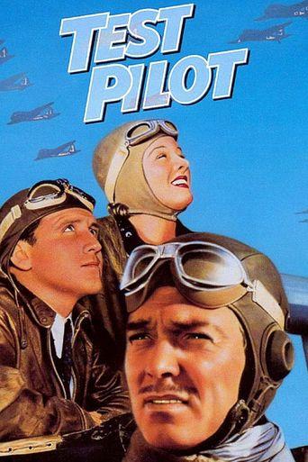 Test Pilot Poster