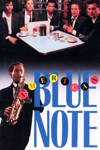 American Blue Note Poster