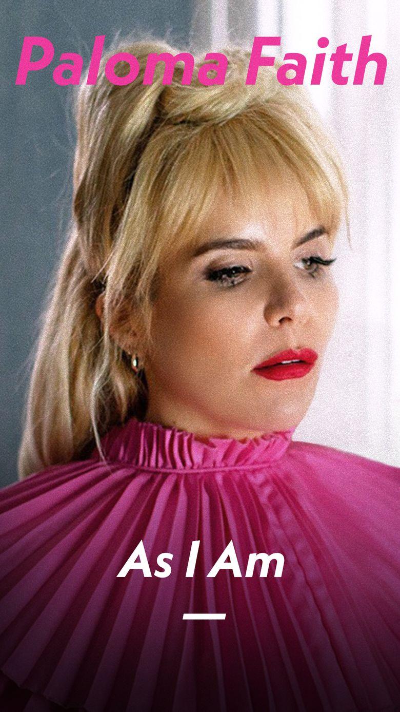 Paloma Faith: As I Am Poster