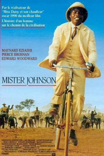 Mister Johnson Poster