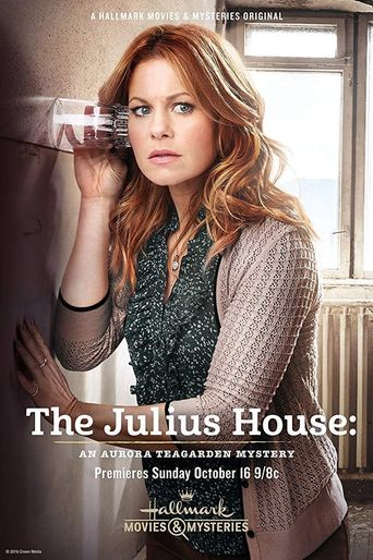 The Julius House: An Aurora Teagarden Mystery Poster