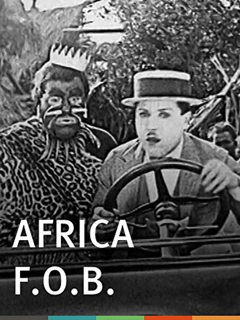 Africa F.O.B. Poster