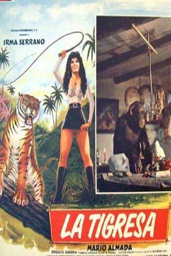 La tigresa Poster