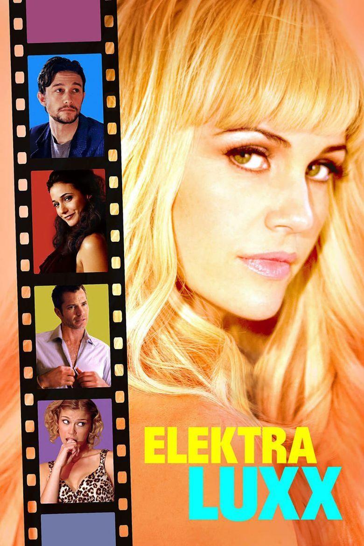 Elektra Luxx Poster