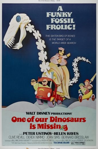 Watch One of Our Dinosaurs Is Missing