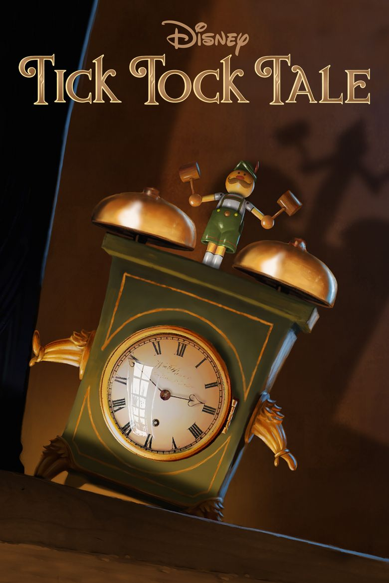 Tick Tock Tale Poster