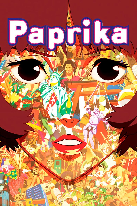 Paprika Poster