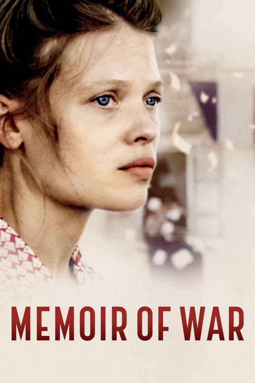Memoir of War Poster
