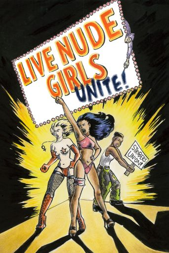 Live Nude Girls Unite! Poster