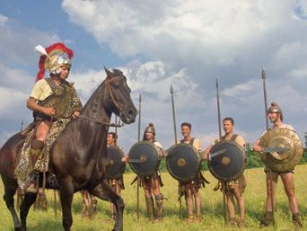 Beyond the Movie: Alexander The Great Poster