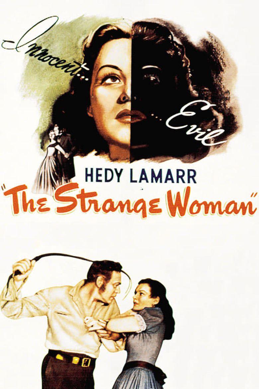 The Strange Woman Poster