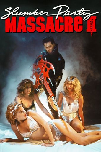 Slumber Party Massacre II Poster