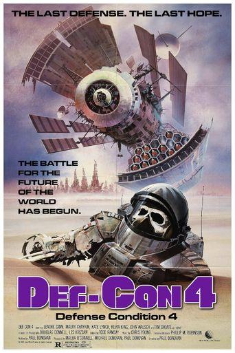 Def-Con 4 Poster