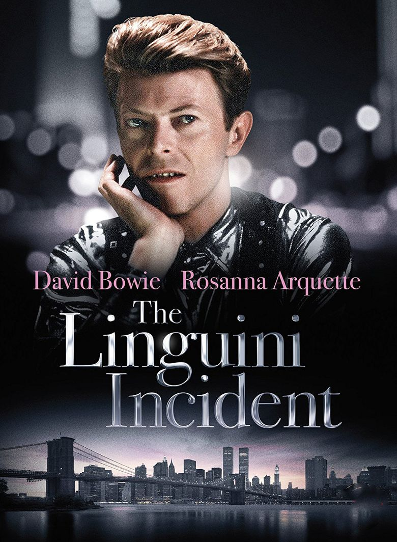 The Linguini Incident Poster