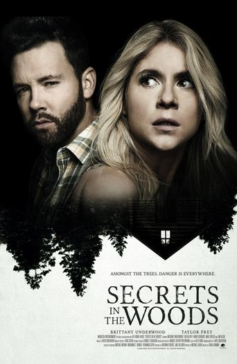 Secrets in the Woods Poster