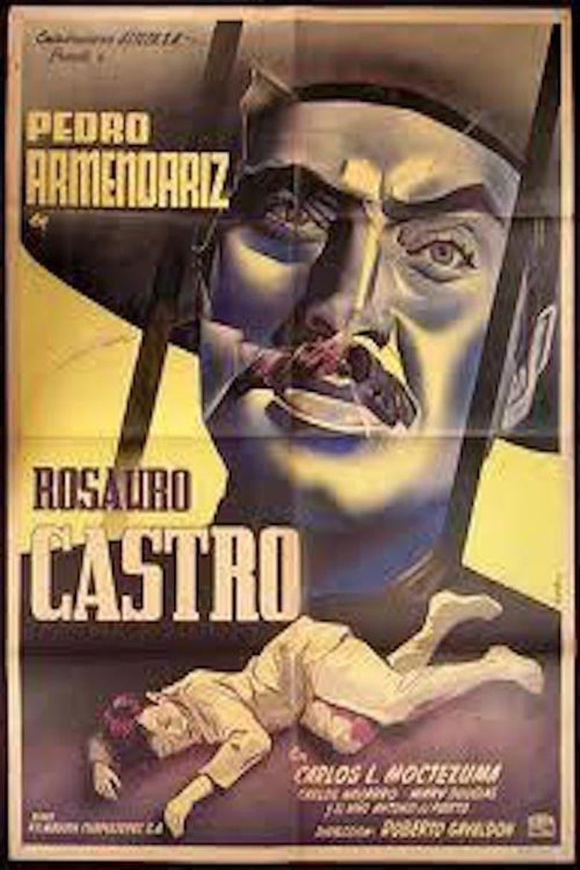 Rosauro Castro Poster