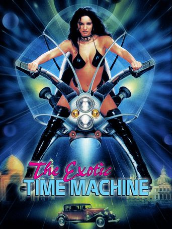 The Exotic Time Machine Poster