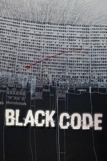 Black Code Poster