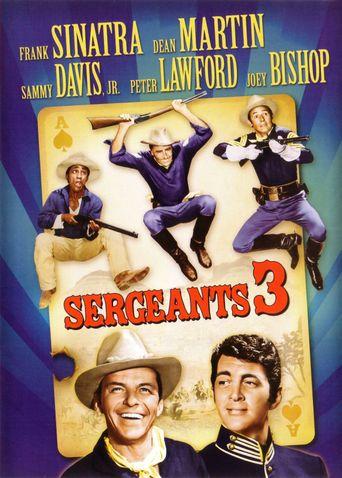 Sergeants 3 Poster