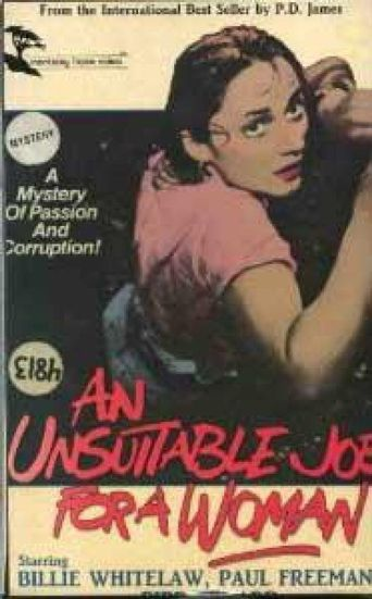 An Unsuitable Job for a Woman Poster