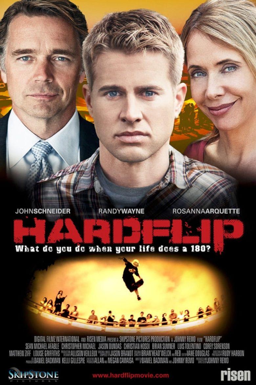 Hardflip Poster