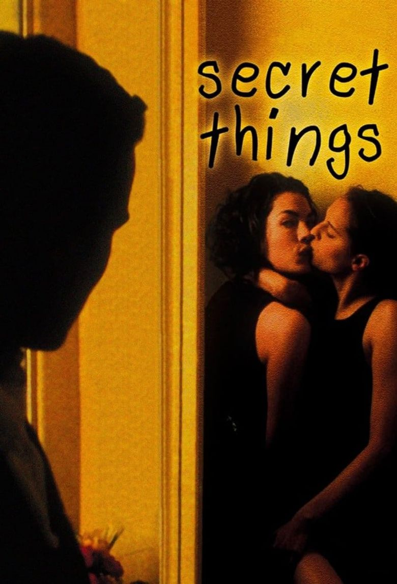 Secret Things Poster