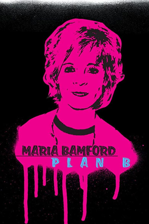 Maria Bamford: Plan B Poster