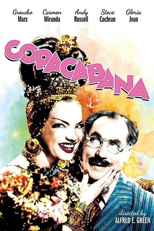 Copacabana Poster