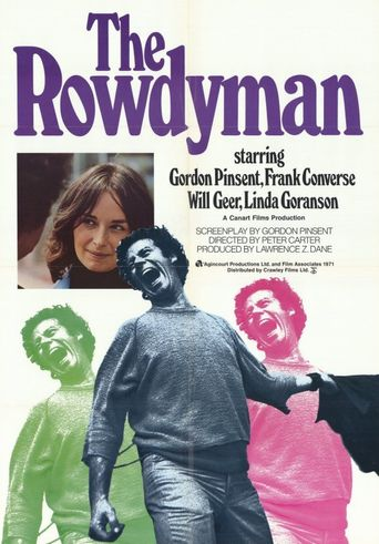The Rowdyman Poster