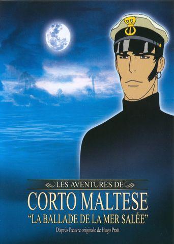 Corto Maltese: The Ballad of the Salt Sea Poster