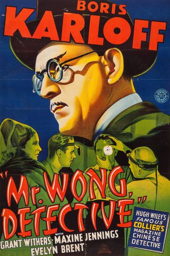 Watch Mr. Wong, Detective