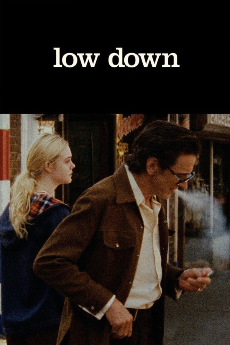 Low Down Poster