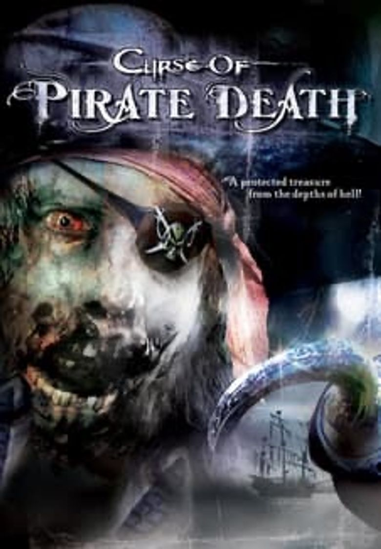 Curse of Pirate Death Poster