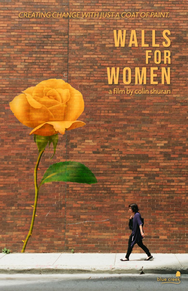 Walls For Women Poster