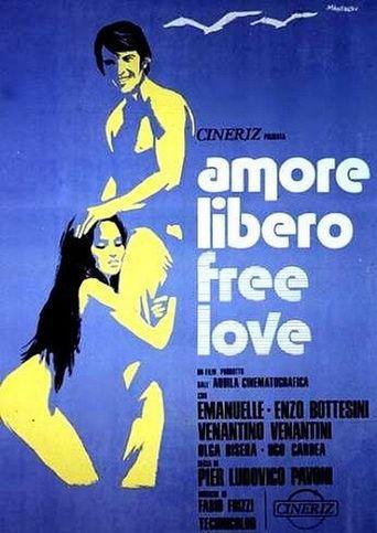 Amore libero - Free Love Poster
