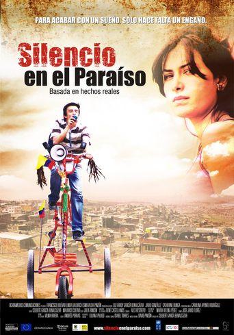 Silencio en el paraíso Poster