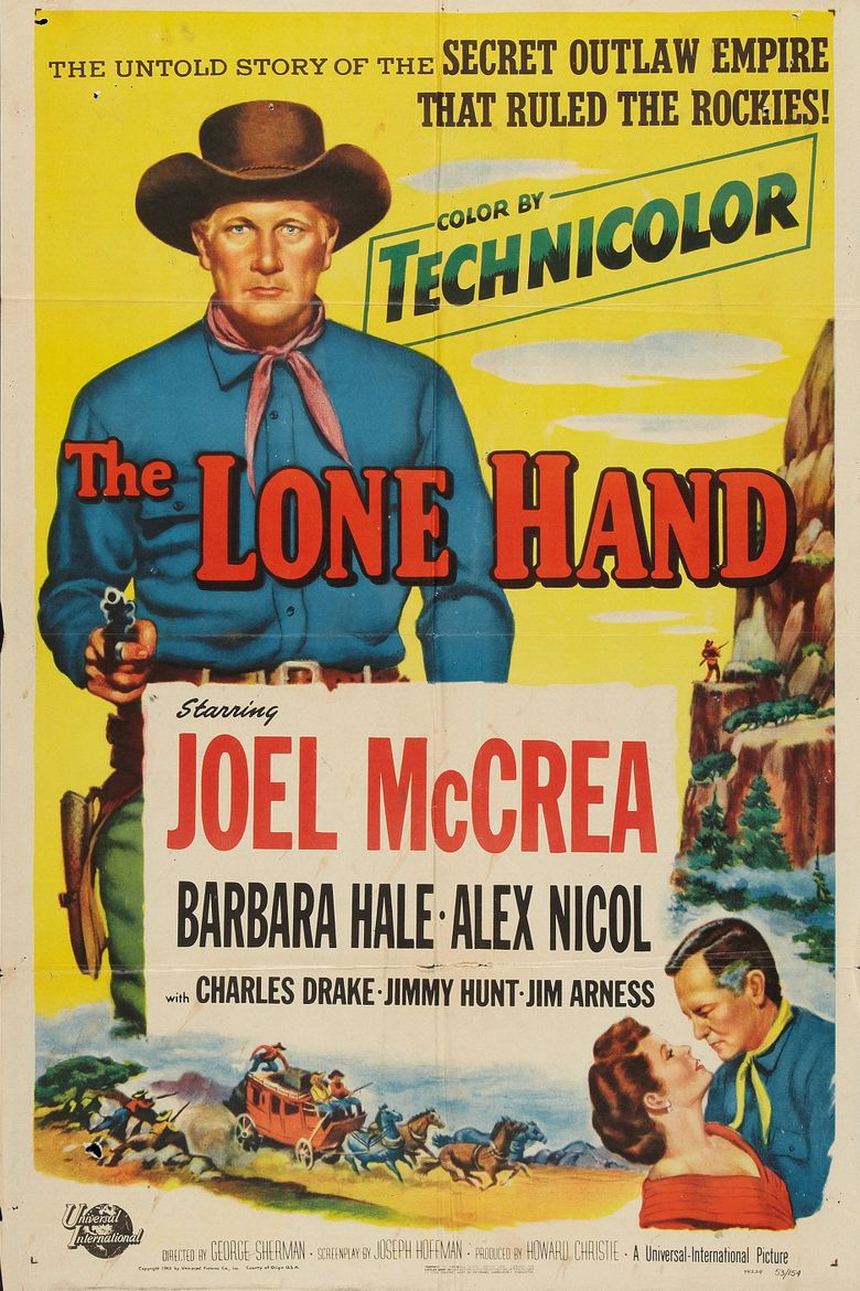 The Lone Hand Poster