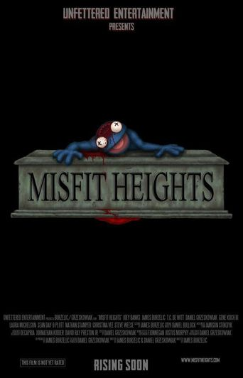 Misfit Heights Poster