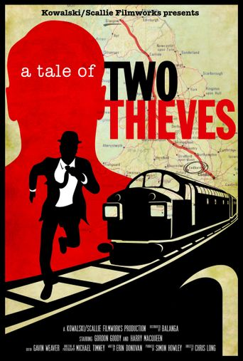 A Tale of Two Thieves Poster