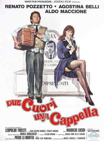 Two hearts, a Chapel Poster