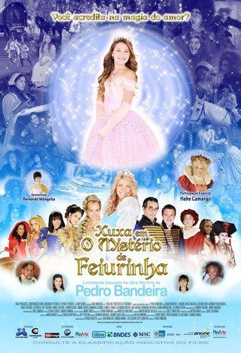 Xuxa em O Mistério de Feiurinha Poster