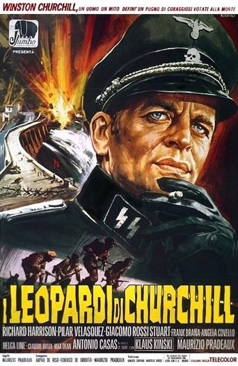 Churchill's Leopards Poster