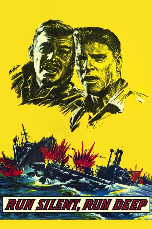 Run Silent, Run Deep Poster