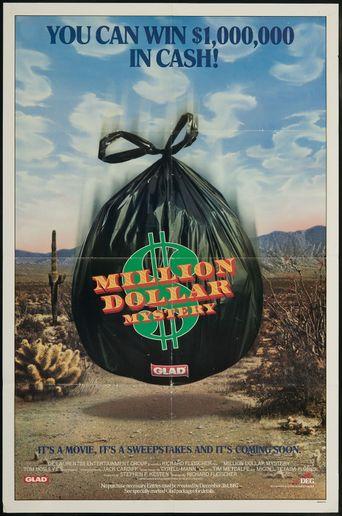 Million Dollar Mystery Poster