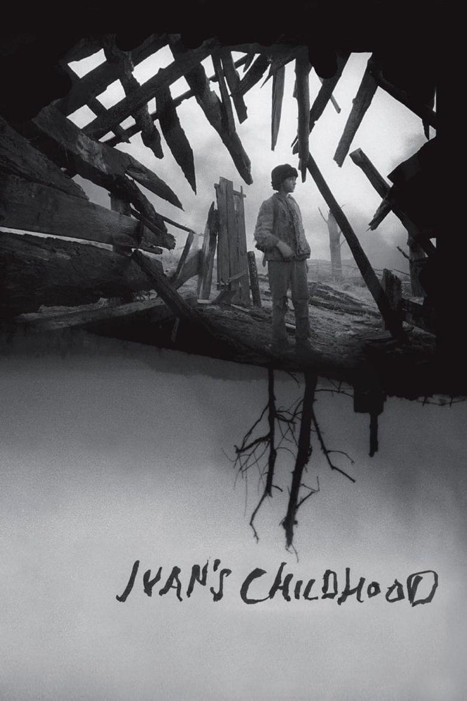 Ivan's Childhood Poster