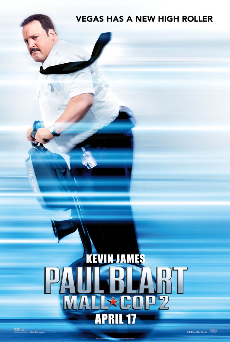 Paul Blart: Mall Cop 2 Poster