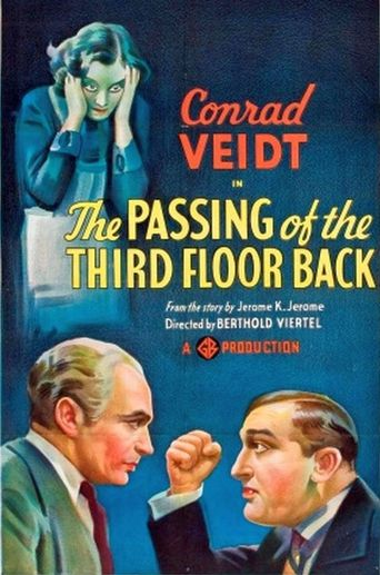 The Passing of the Third Floor Back Poster